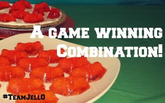 Game winning combination #TeamJellO