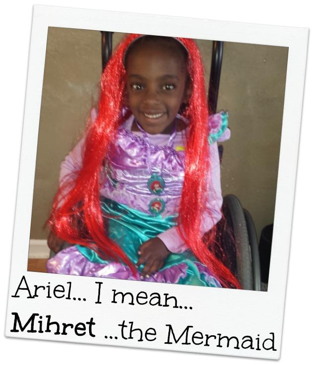 Mihret the Mermaid #DisneyBeauties