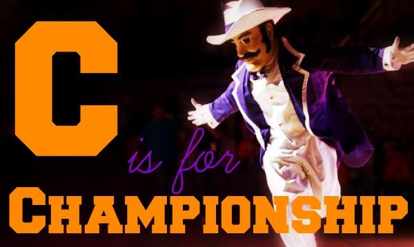 C is for Championship #AtoZChallenge
