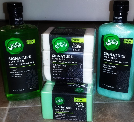 Soap and Body Wash #MySignatureMove