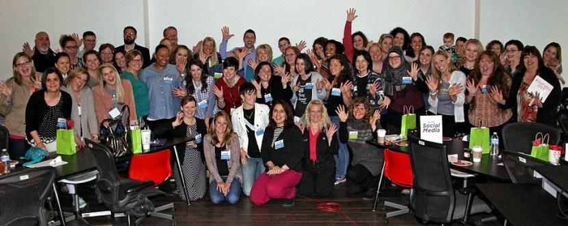 SoFabU OnTheRoad attendees in Cincinnati