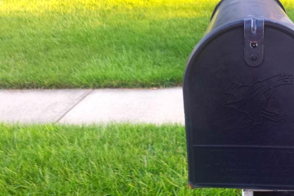 Mailbox #SendSmiles