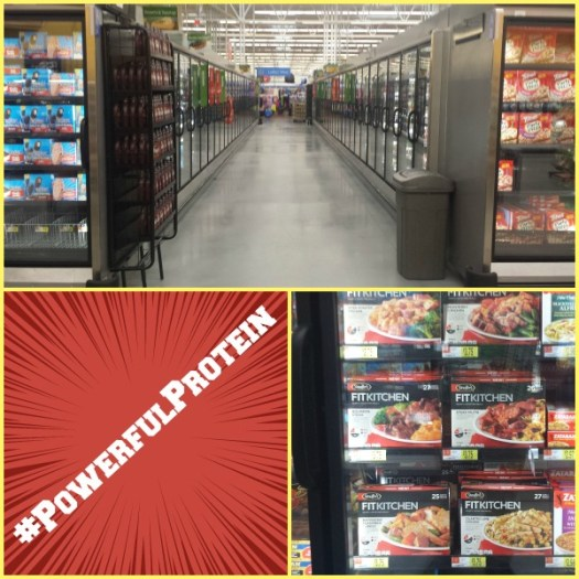 STOUFFERS FIT Kitchen #PowerfulProtein available at Walmart