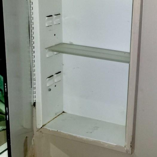 Empty Medicine Cabinet #HealthySavings
