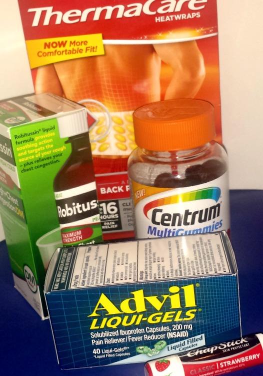 Stocking up at Walgreens #HealthySavings