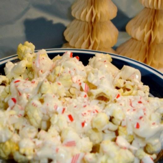 Peppermint Paradise Popcorn