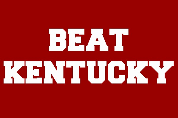 Beat Kentucky
