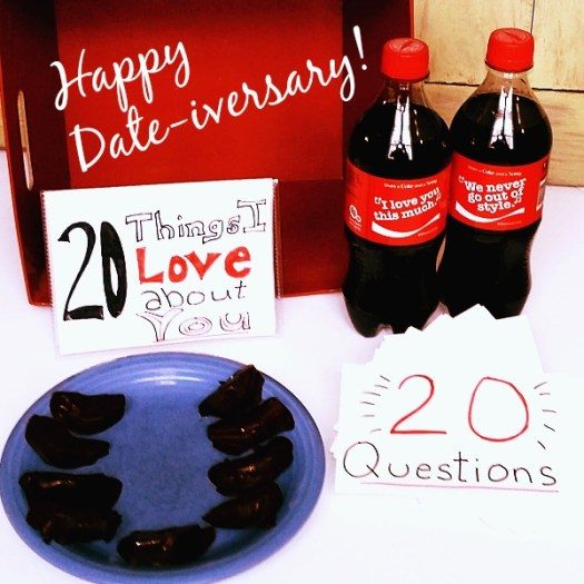 Happy Date-iversary #ShareMemories #ad