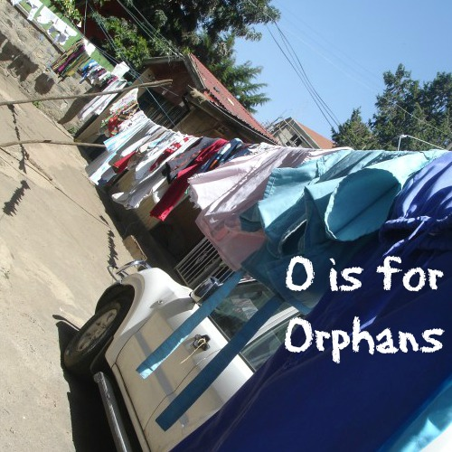 O is for Orphans