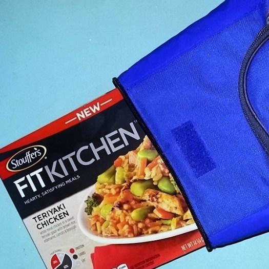 Fit Kitchen in lunch cooler #TasteFitKitchen [AD]