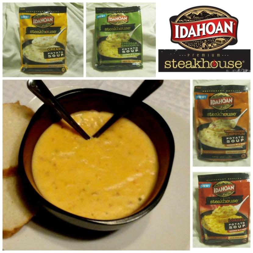 Soup Collage #KingOfSoup #ad