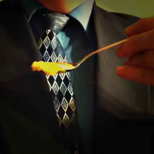 Spoonful of soup #KingOfSoup #ad