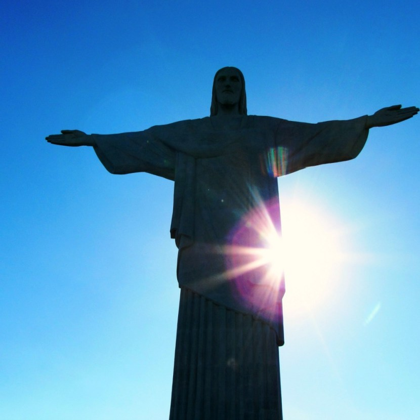 Christ the Redeemer for my Jesus Christ Superstar post