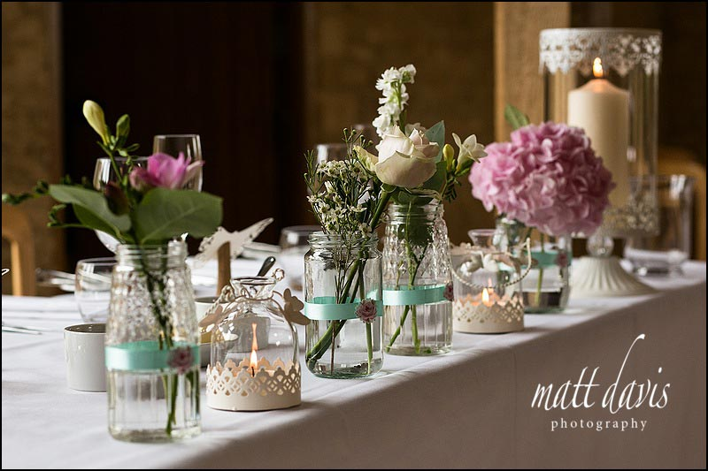 Ideas For Our Top Table Decor?
