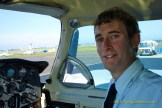 My first ever commercial flight