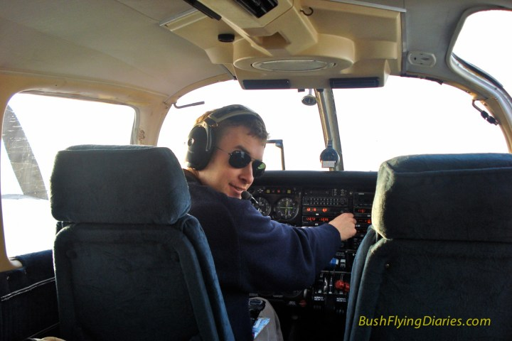 One of the Senecas I did my instrument rating in