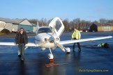 More Cirrus flying
