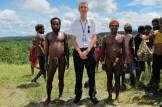 First look at some traditional Papuan people
