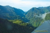 Flying along the valley from Duma to Timika