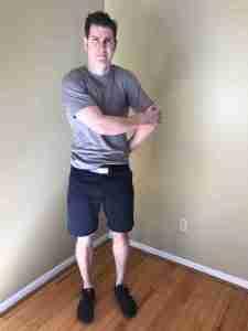 Shoulder Stretch 2