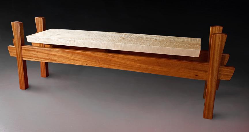 wood cherry woodwork custom hand made Rico Telluride