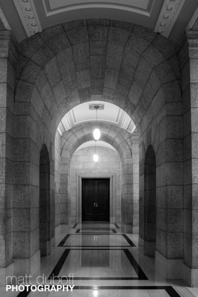 Hallway Arches 1