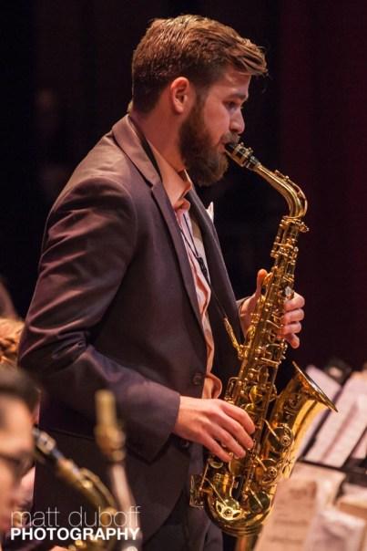 Brandon University Jazz Ensemble