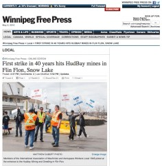 2015.05.02 - Winnipeg Free Press Website