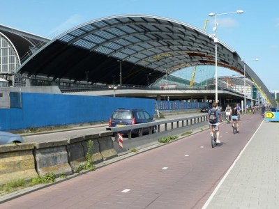 Centraal Station canopy