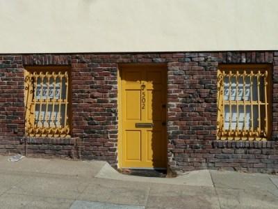 A secure apartment on Alvarado Street