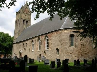Jorwerd church