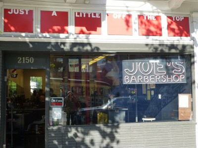 Joe's Barbershop