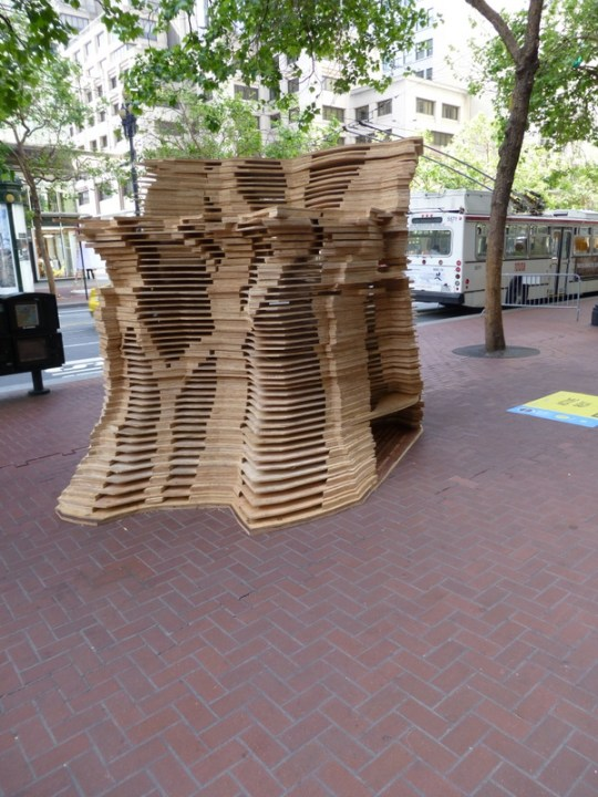 Market Street Prototype - Active Rest