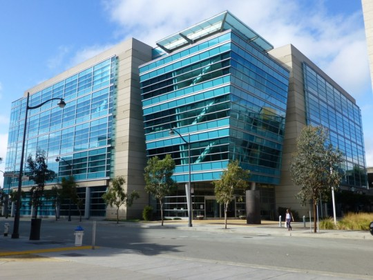 UCSF Medical School, Mission Bay campus