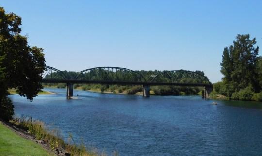 OR 99E Bridge