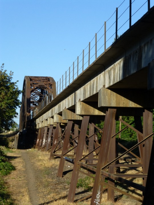 Southern Pacific Railroad Bridge