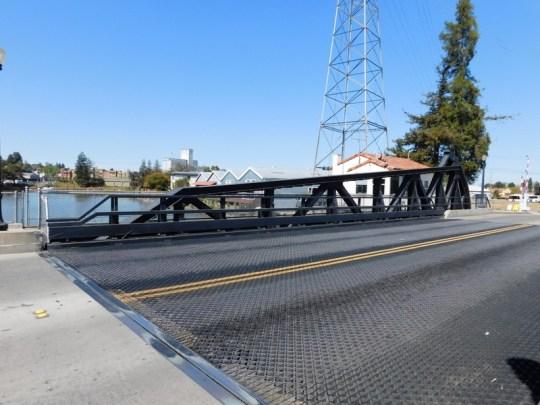 D Street Bridge