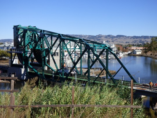 NWP Drawbridge, Petaluma