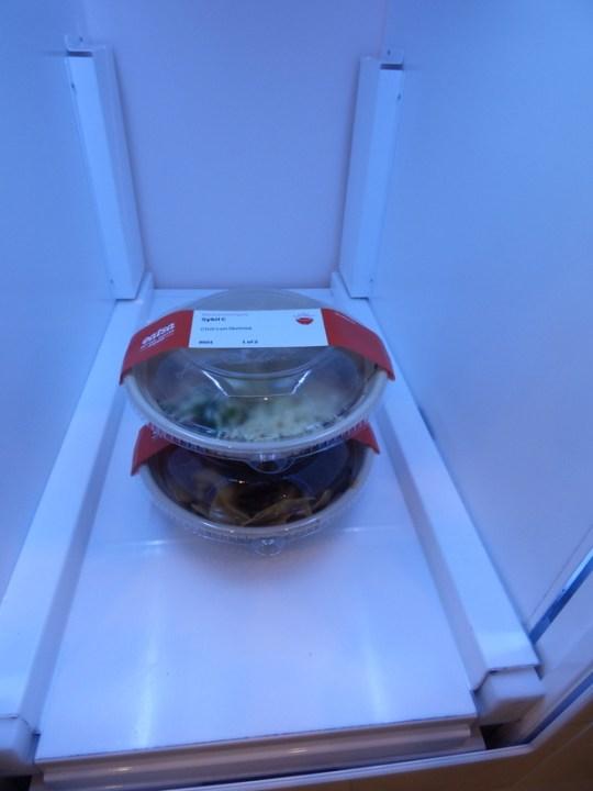 Eatsa - Open cubby