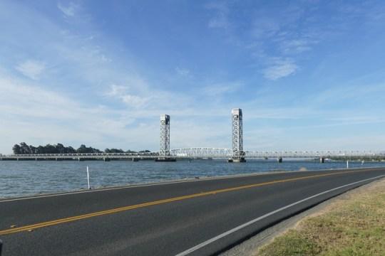Helen Madere Memorial Bridge