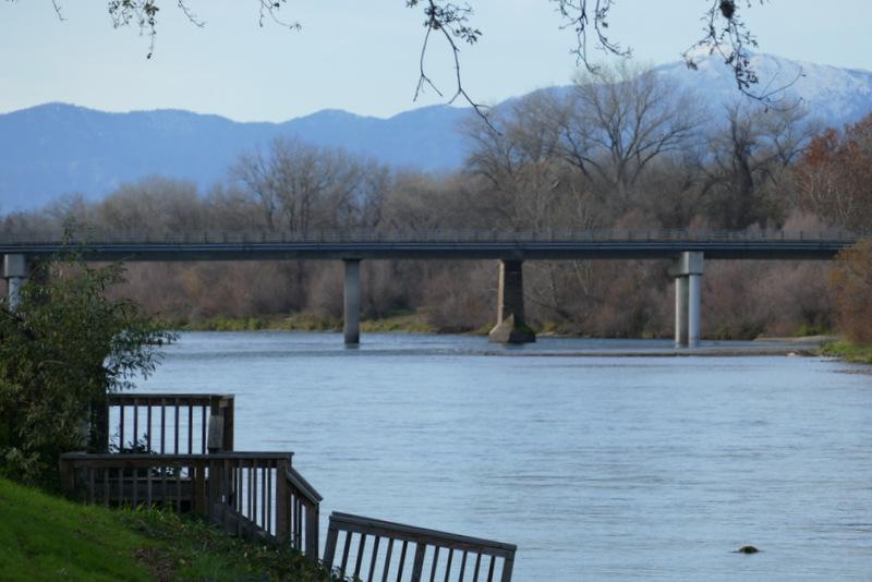 Deschutes Road Bridge