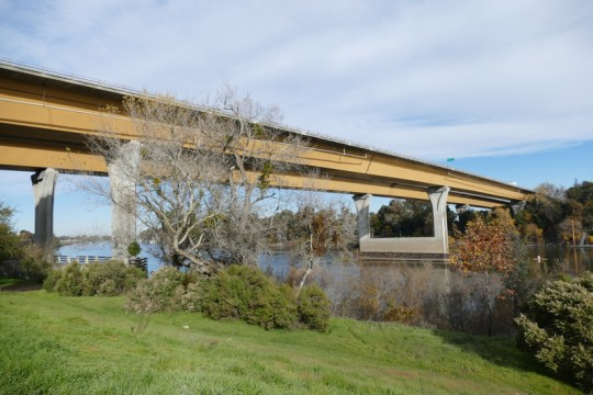 Caltrans Maintenance Worker Memorial Bridge