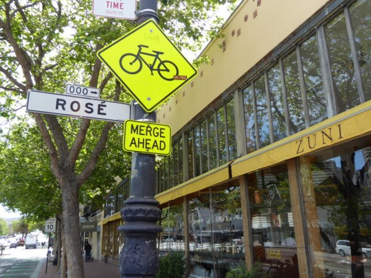 Rosé Street