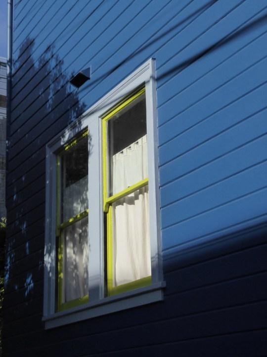 Window on Coleridge St.