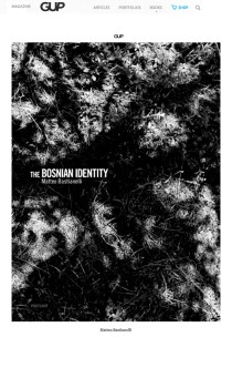 "January 2013 - The book ""The Bosnian Identity"" reviewed by Frederique Peckelsen on Gup Magazine."