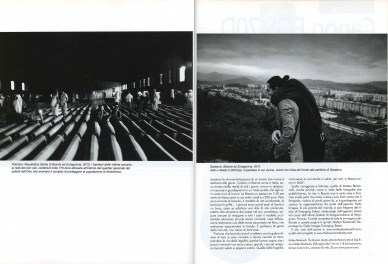 "September 2013 - ""The Bosnian Identity"" published in Fotografia Reflex"