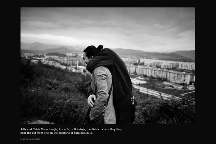 "January 2014 - ""The Bosnian Identity"" published in ""Lens""-The New York Times's photography blog."