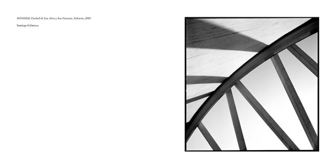 """Pagine interne catalogo mostra """"Specchi Inesistenti"""""""