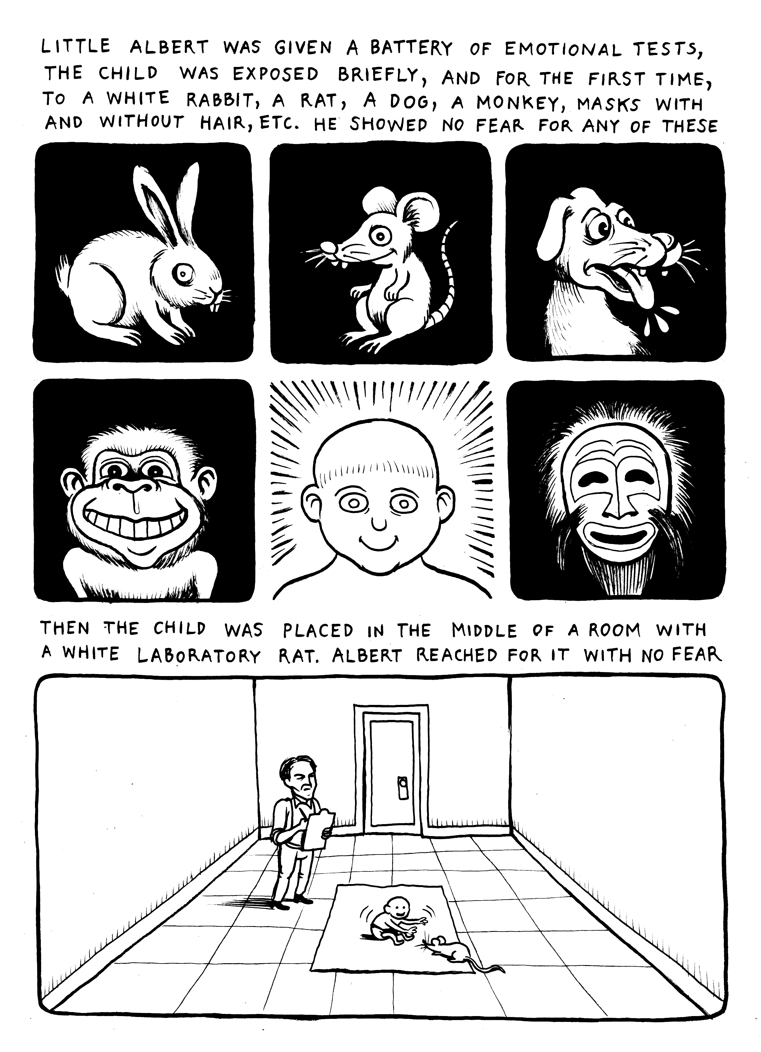 Little Albert Experiment