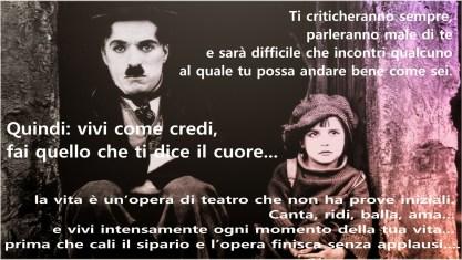 Ti criticheranno sempre Chaplin